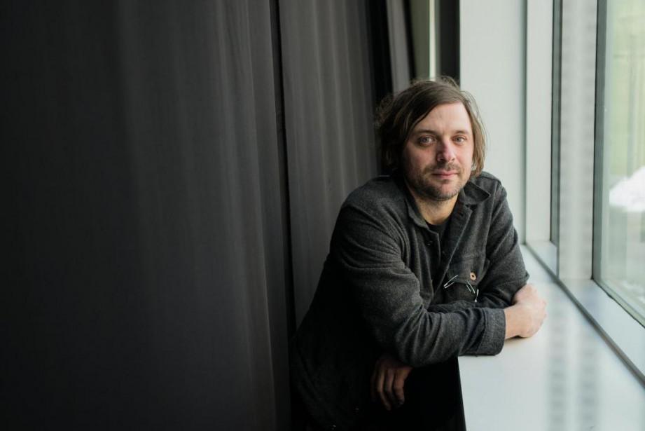 Le metteur en scène ChristianLapointe... (Photo EdouardPlante-Fréchette, Archives La Presse)