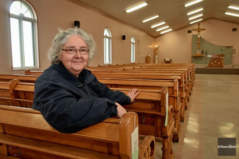 Muguette Paillé devait êtrecandidate à l'investiture du Parti... (Photo François Gervais, Le Nouvelliste)
