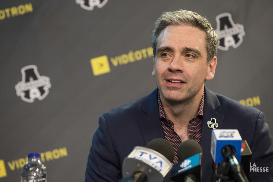 Joël Bouchard nommé entraîneur-chef du Rocket de Laval | Hockey