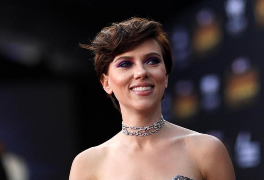 Scarlett Johansson... (photoMario Anzuoni, archives reuters)