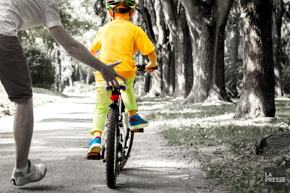 Prendre le métro, aller au parc, revenir de l'école:... (Photomontage La Presse)