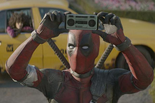 Ryan Reynolds et Zazie Beetz dans Deadpool 2... (Photo fournie par 20th Century Fox)