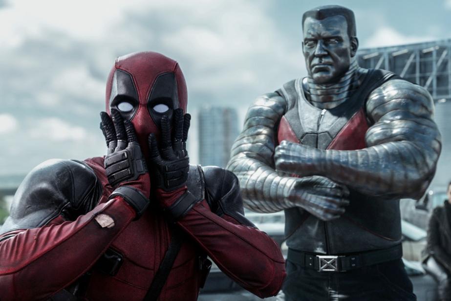 Film d'antihéros par excellence de l'univers Marvel,... (Photo tirée d'IMDB)