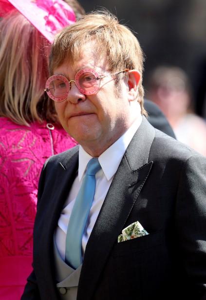 Elton John | 19 mai 2018