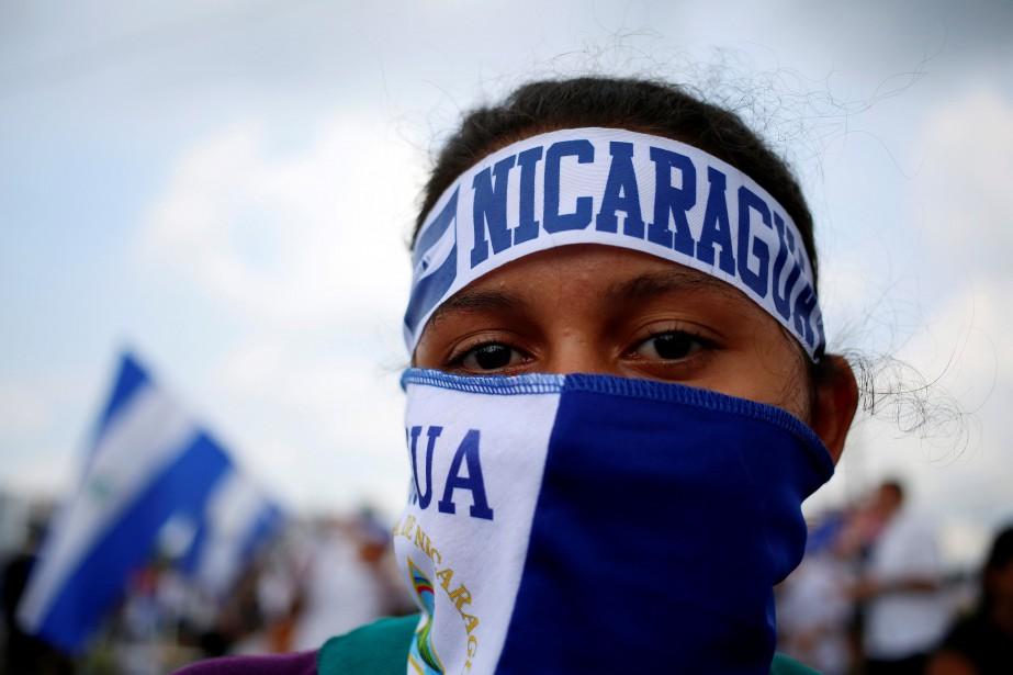 Les étudiants n'excluent pas un mouvement de blocage... (PHOTO Oswaldo Rivas, REUTERS)