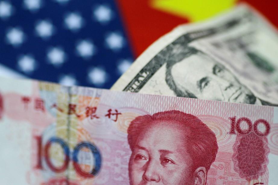 La Chine et les États-Unis ont décidé de renoncer à... (PHOTO ARCHIVES REUTERS)
