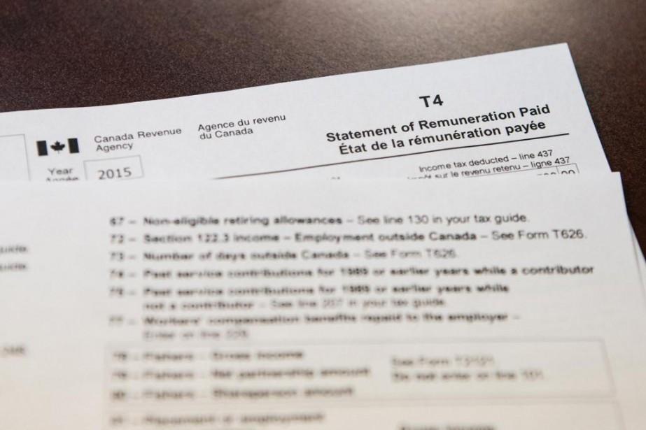 Le Syndicat des employé-e-s de l'impôt (SEI), associé... (Photo Hugo-Sébastien Aubert, Archives La Presse)