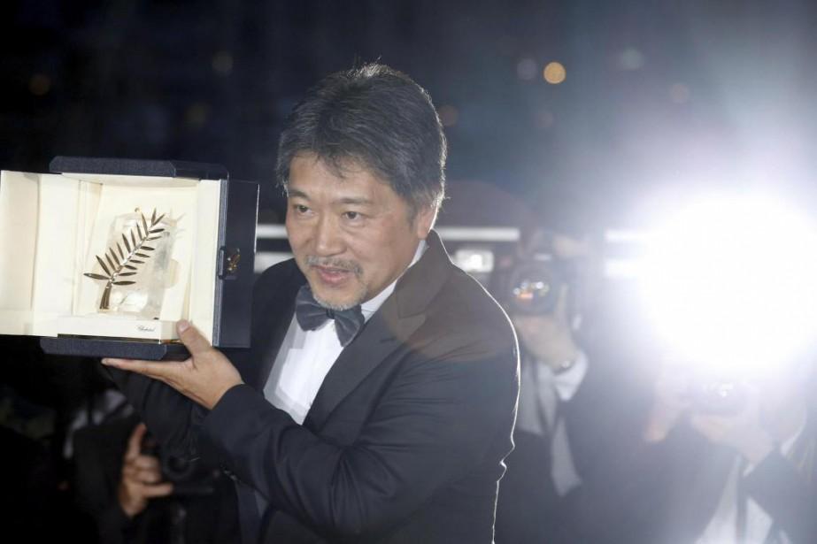 Hirokazu Kore-eda... (PhotoJean-Paul Pelissier, Reuters)