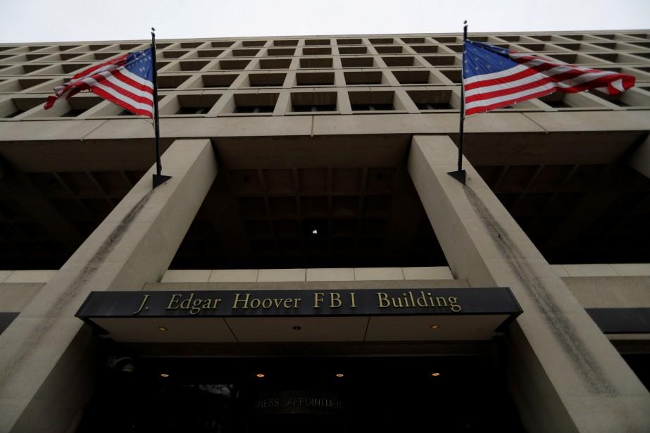 Le siège social du FBI, situé à Washington.... (PHOTO REUTERS)