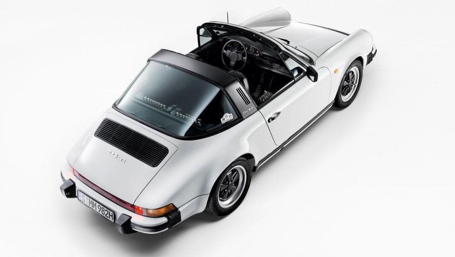 La voiture de ses rêves - La Porsche 911 Targa, G-Series.   22 mai 2018