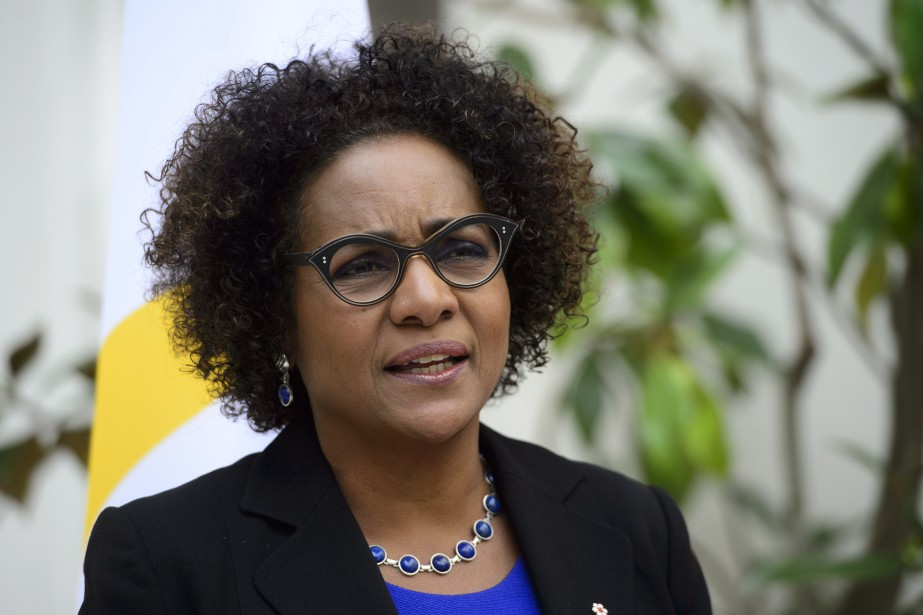 Michaëlle Jean... (Photo Sean Kilpatrick, archives La Presse canadienne)