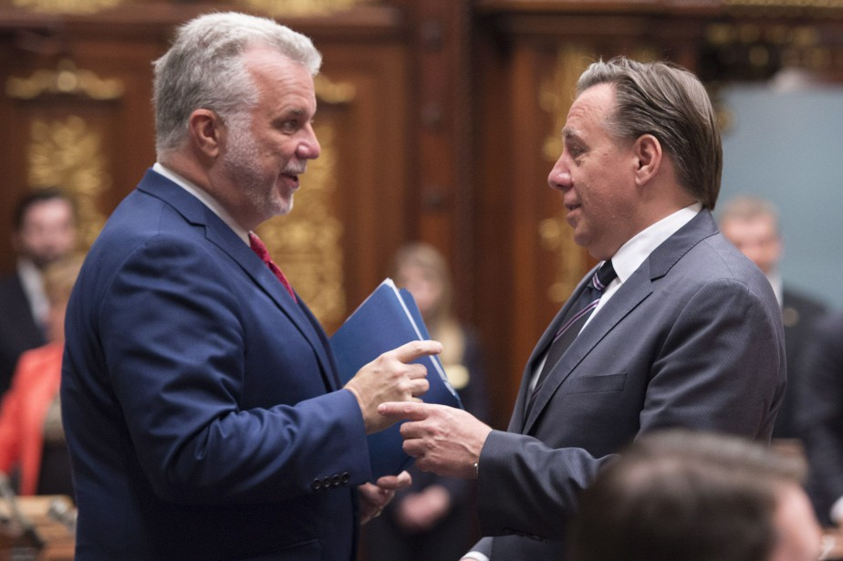 Le premier ministre Philippe Couillard doute que son principal adversaire,