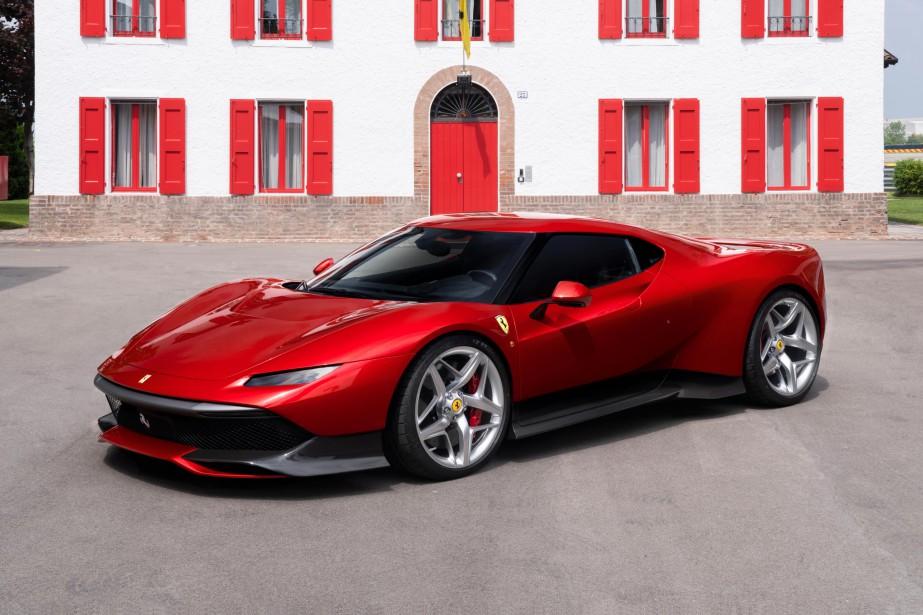 Saviez-vous que n'importe qui peut commander à Ferrari une voiture unique ?...