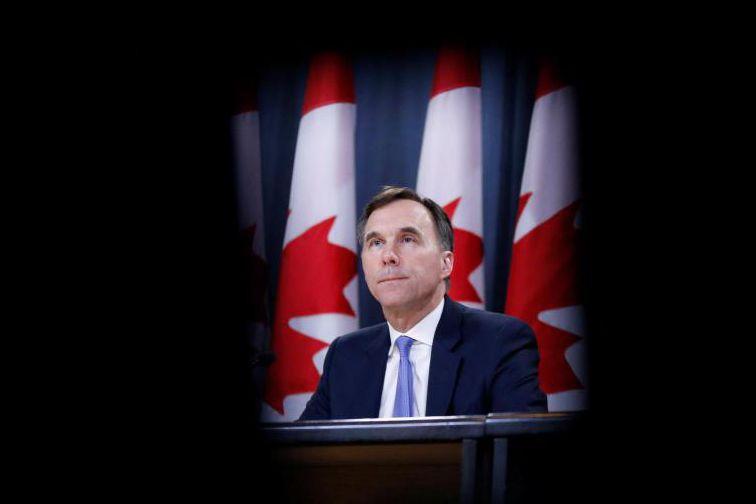 (Ottawa) Le ministère fédéral des Finances a décidé de garder