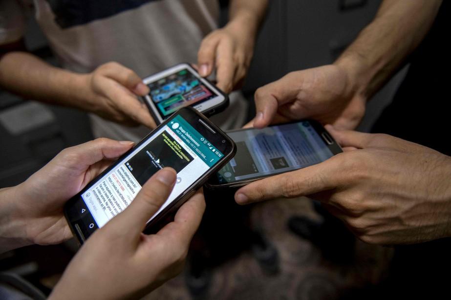 L'étude révèle par ailleurs que peu de consommateurs... (Photo Mauro Pimentel, archives Agence France-Presse)
