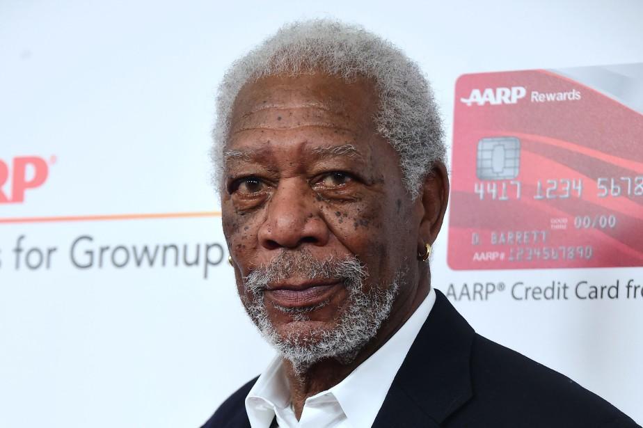 Morgan Freeman... (PHOTO AFP)