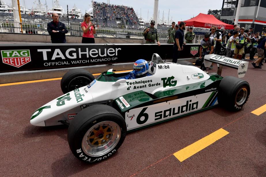 L'e-pilote de F1 Keke Rosberg a repris le volant de la Williams qu'il pilotait en 1982, année de son championnat du monde. D'une grande régularité durant toute la saison, Rosberg a remporté le championnat avec une seule victoire (au GP de Suisse).   24 mai 2018