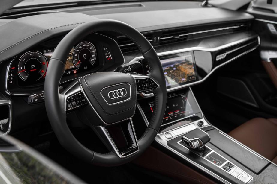 Audi A6 2019. | 25 mai 2018