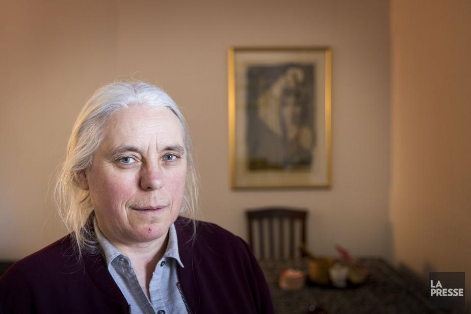 La co-porte-parole de Québec solidaire, Manon Massé... (PHOTO MARCO CAMPANOZZI, LA PRESSE)
