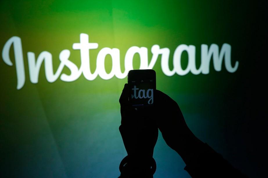 En mars, Instagram a commencé à offrir aux... (PHOTO MARCIO JOSE SANCHEZ, ARCHIVES ASSOCIATED PRESS)