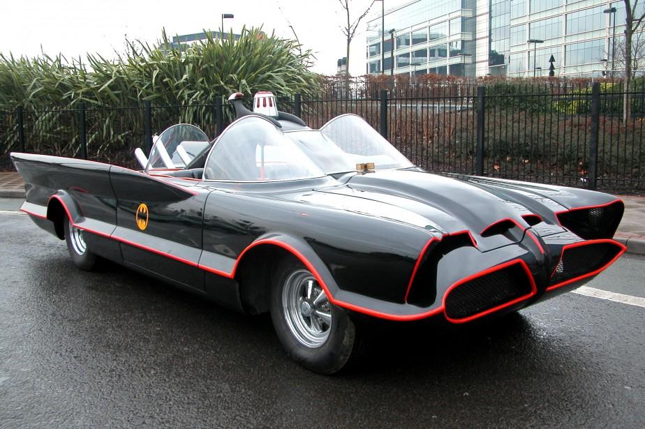 La voiture qui a marqué son enfance -  La Batmobile de la série télé Batman des années 60 et 70. | 28 mai 2018