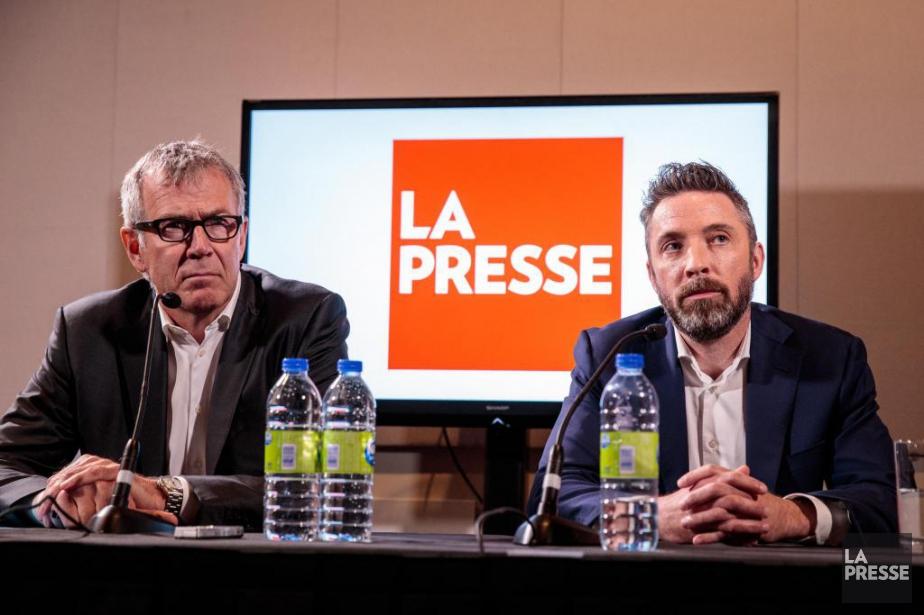 GuyCrevier, éditeur et vice-président du conseil de La... (Photo Hugo-SébastienAubert, Archives La Presse)