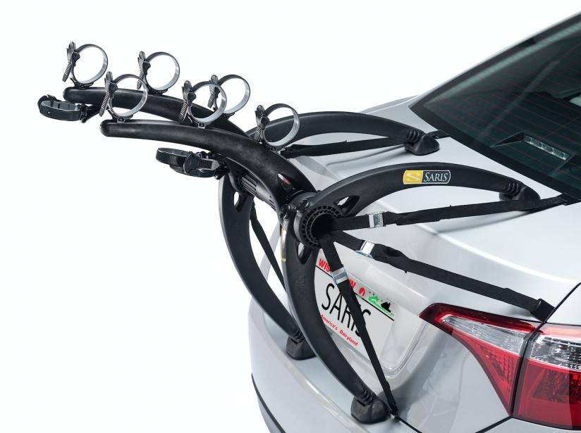 Le support à vélo Bones, de Saris, est minimaliste, solide et léger. | 30 mai 2018