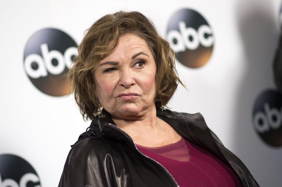 Roseanne Barr... (AFP)