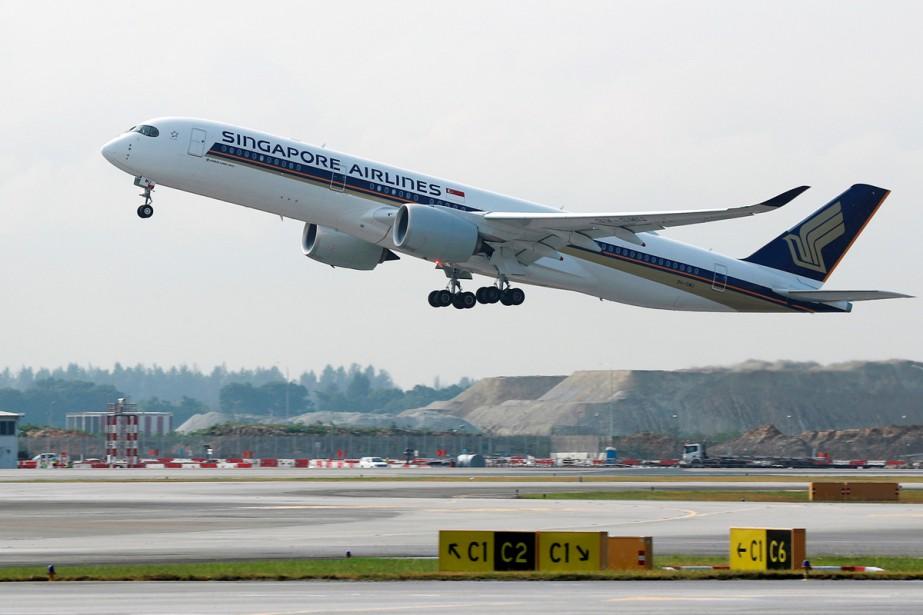 Singapore Airlines va proposer en octobre une liaison... (PHOTO ARCHIVES REUTERS)