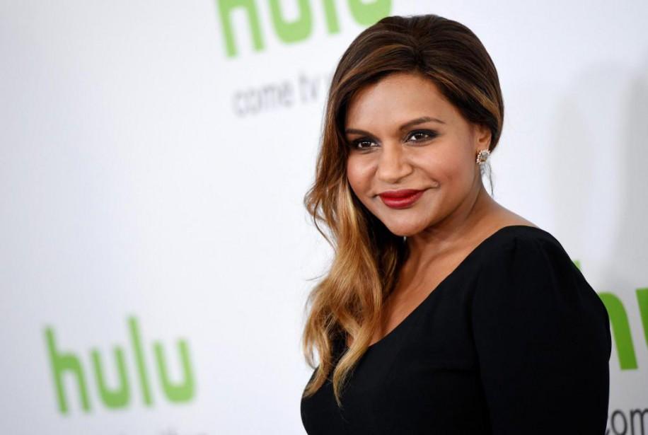 Actrice, scénariste, réalisatrice, productrice, Mindy Kaling est également... (PhotoChris Pizzello, archives Invision/Associated Press)