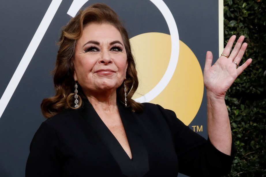 Roseanne Barr... (ARCHIVES REUTERS)