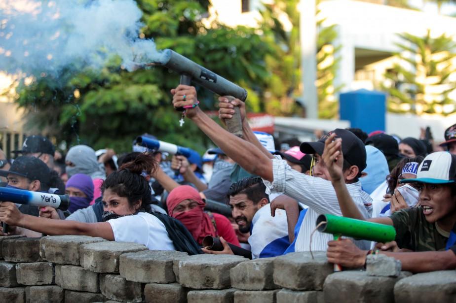 Héros de la révolution sandiniste qui avait renversé... (PHOTO REUTERS)