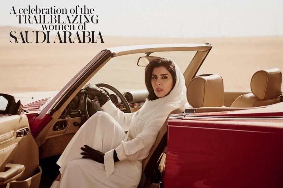 La photo, prise dans le désert à l'extérieur...