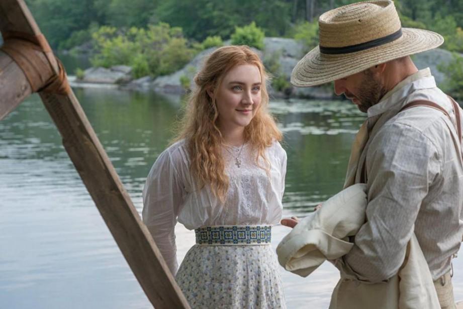 Corey Stoll et Saoirse Ronan dans The Seagull... (Photo fournie par Sony Pictures Classics)
