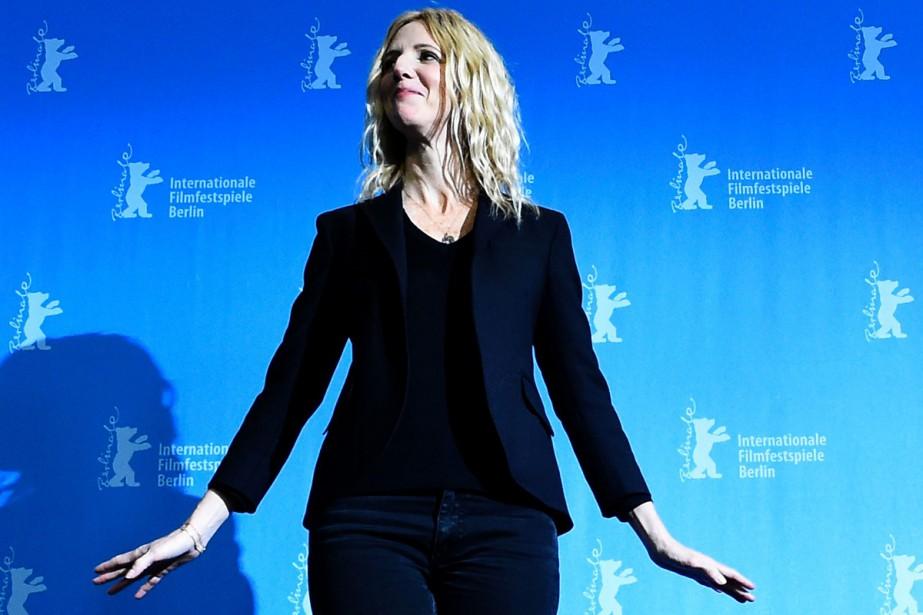 Sandrine Kiberlain présidera le 44e festival du cinéma... (Photo archives AFP)