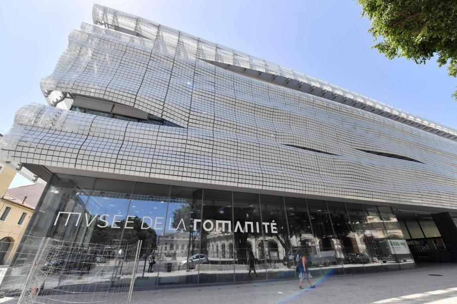 Le musée de la Romanité est organisé autour... (Photo AFP)