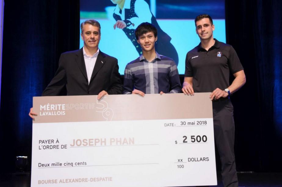 Michel Poissant, Joseph Phan et Olivier Gouin.... | 2018-06-01 00:00:00.000