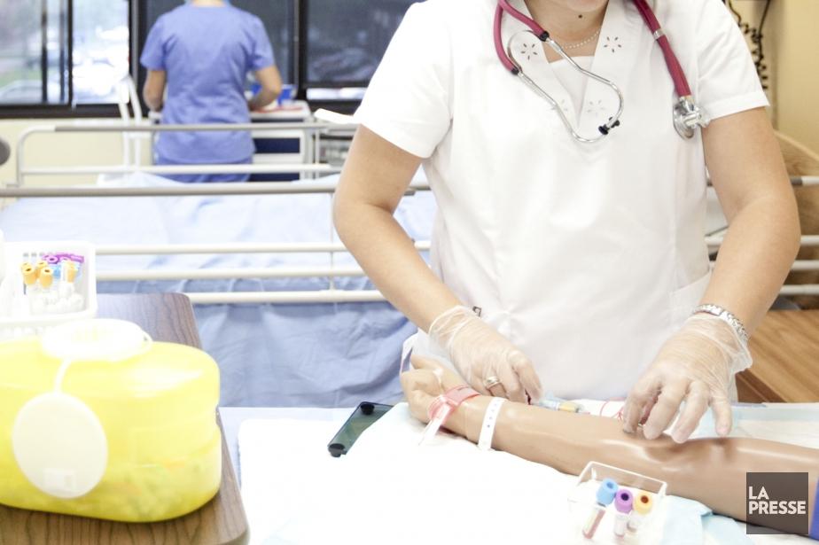 L'infirmière auxiliaire avait écrit un message sur Facebook... (Photo Marco Campanozzi, Archives La Presse)