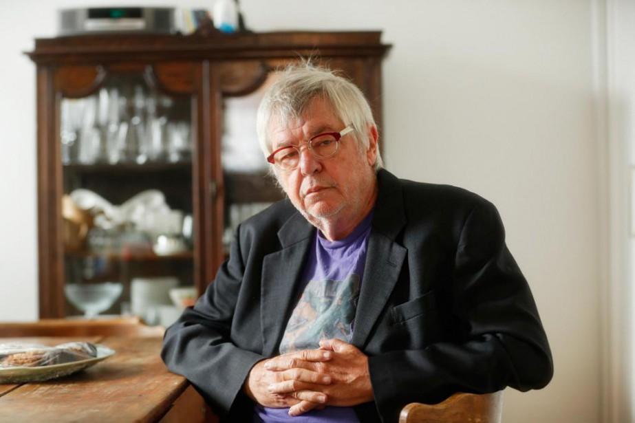 Le cinéaste AndréForcier... (Photo MartinChamberland, La Presse)