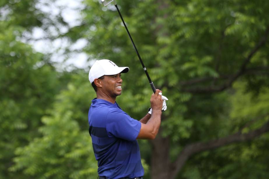 Tiger Woods... (Photo Aaron Doster, USA TODAY Sports)