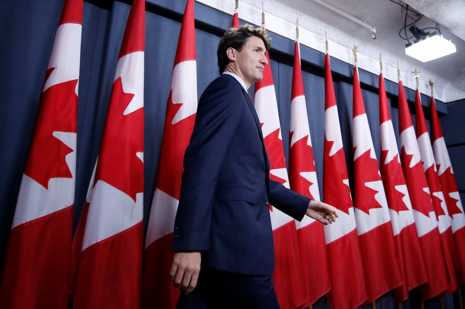 Justin Trudeau... (Photo Chris Wattie, REUTERS)