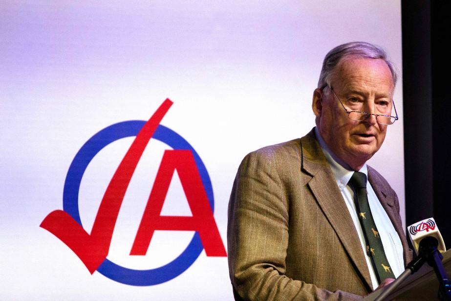 Alexander Gauland... (Photo Alexander Prautzsch, Agence France-Presse/dpa)