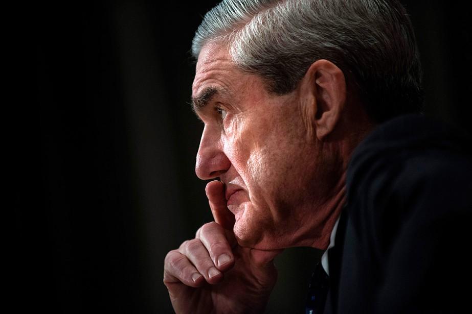 Le procureur spécialRobert Mueller... (ARCHIVES AFP)