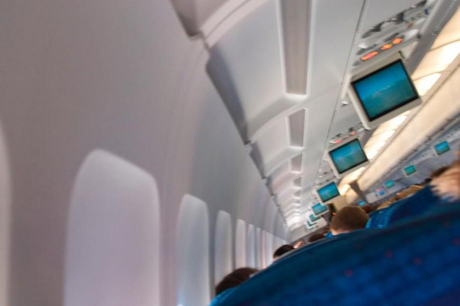 Même si la loi ouvrant la porte à une charte des passagers... (Photo Thinkstock)