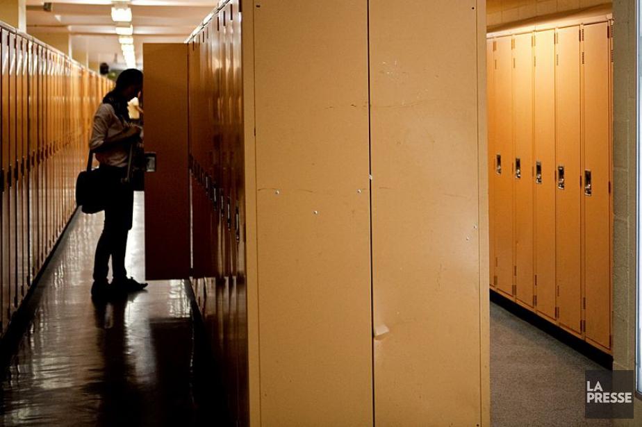 La Fédération étudiante... (Photo Marco Campanozzi, archives La Presse)