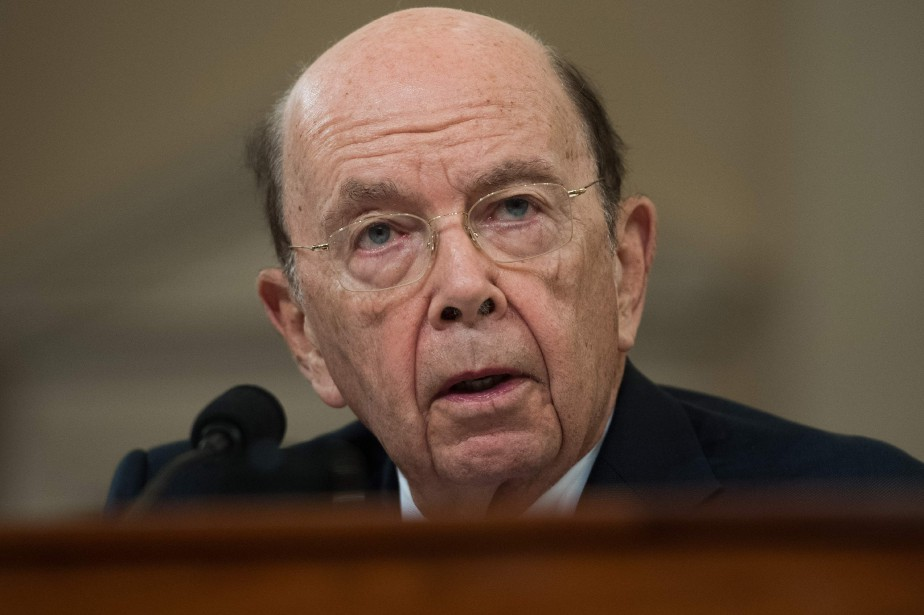 Wilbur Ross... (Photo Saul Loeb, archives Agence France-Presse)