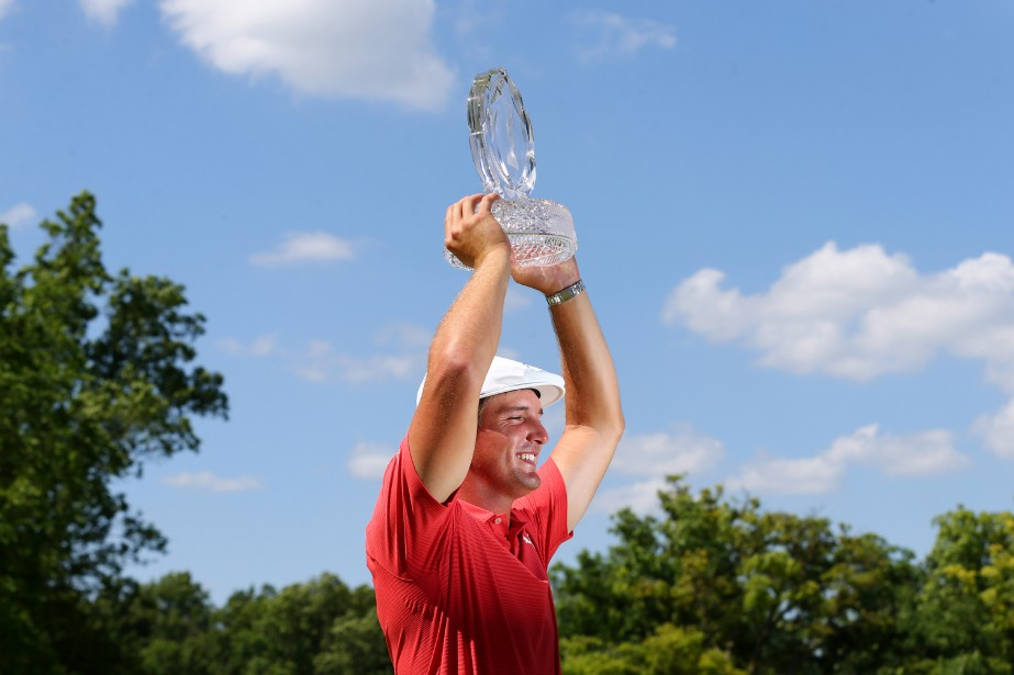 Bryson DeChambeau... (PHOTO REUTERS)