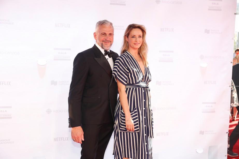 Patrick Huard et Christine Beaulieu | 3 juin 2018