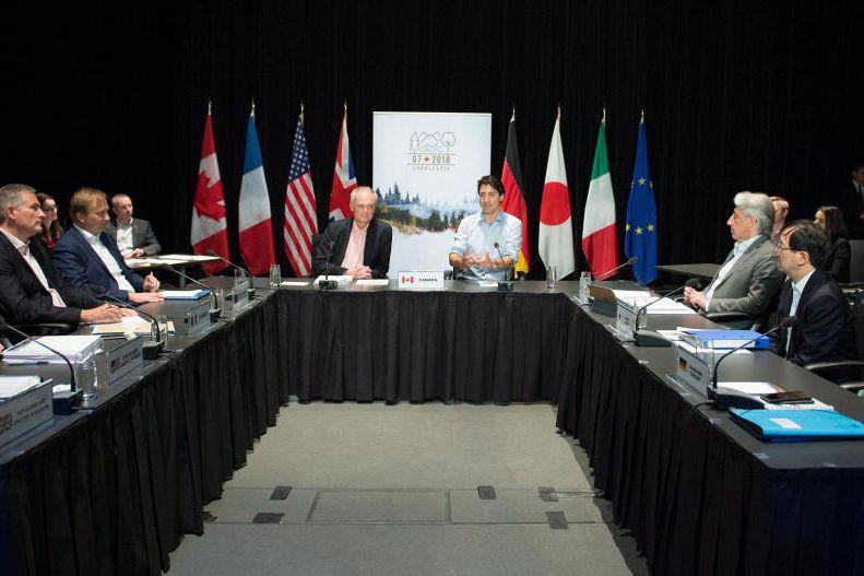 Les guides des leaders des pays les plus... (PhotoJacques Boissinot, La Presse canadienne)