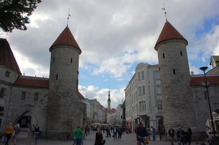 Remparts, tours et vieux clochers font partie intégrante... (Photo Isabelle Gonthier, La Presse)